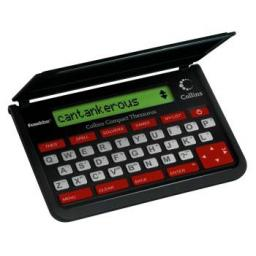 Collins Pocket Thesaurus / Speller (TPQ 109)