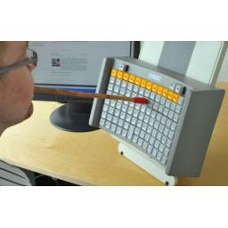 Maltron Head / Mouth Stick Keyboard