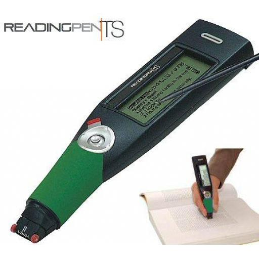 Wizcom Reading Pen Touch Screen with Oxford Dictionary