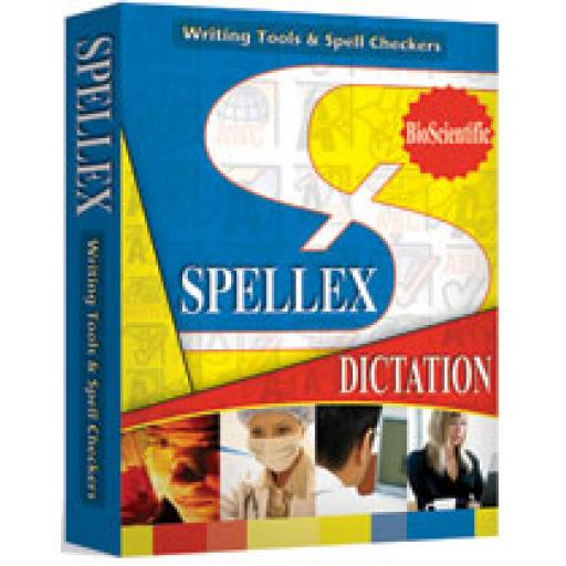 Spellex Dictation Gold: BioScientific