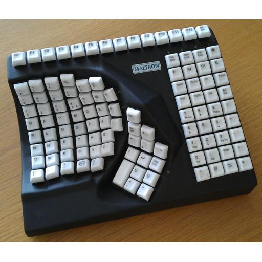Maltron Single Left or Right Handed Keyboard