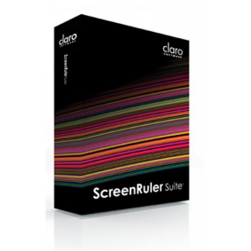 Claro ScreenRuler Suite v3
