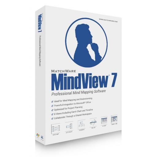 MindView 7 Business AT Edition