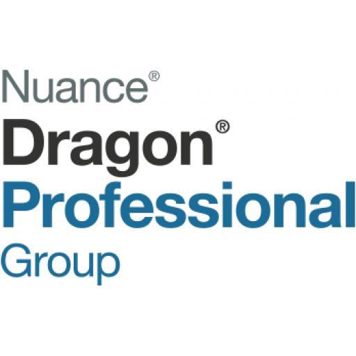 Dragon Professional Group v15