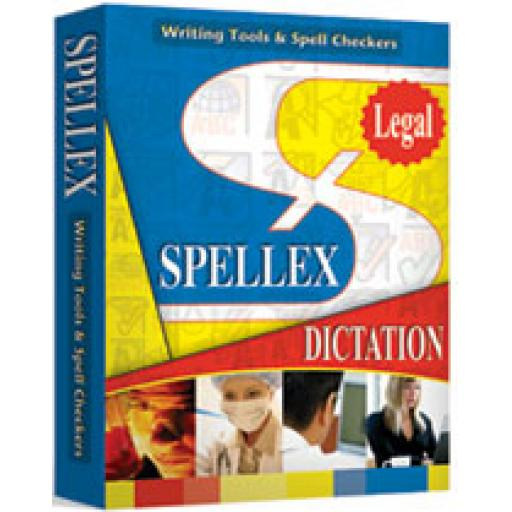 Spellex Dictation Gold: Legal