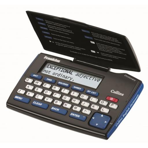 Collins Express Dictionary with Thesaurus (DMQ 221)