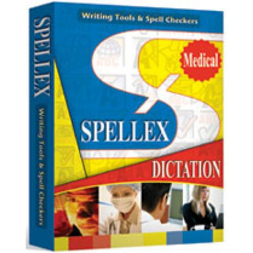 Spellex Dictation Gold: Medical