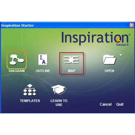 Inspiration 9 Mind Mapping