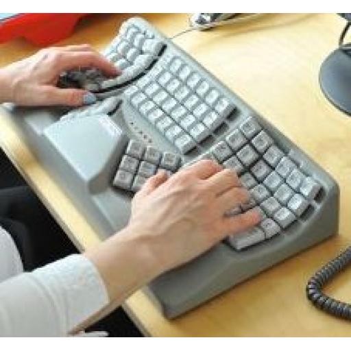 Maltron Dual Handed 3D Keyboard