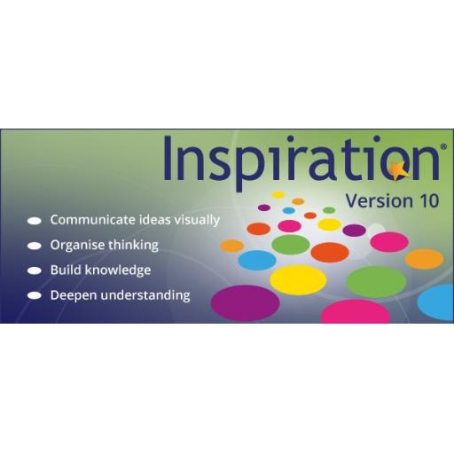 Inspiration 10 for Windows