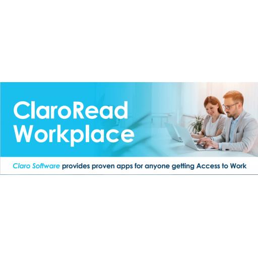 Claro Read Workplace Edition