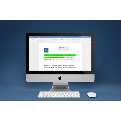 ClaroRead SE Mac - Reading.png